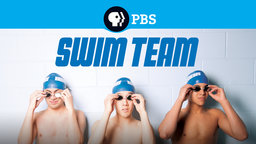 POV: Swim Team - Competitive Young Swimmers on the Autism Spectrum